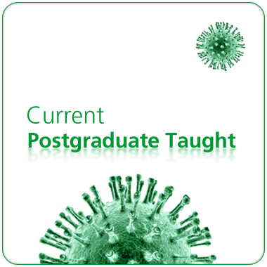 Current taught postgraduate student pages